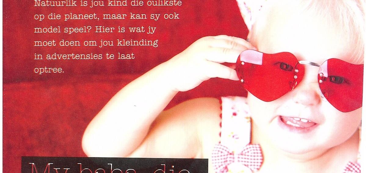 Kool Kids Were Featured In 'Baba en Kleauter' Magazine